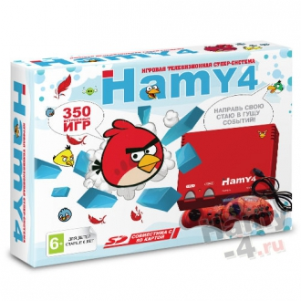 Sega - NES Hamy-4 (Hamy 4 SD 350-in-1) Console - Base Pack - base package