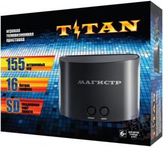 Dendy - Sega Magistr Titan 2+