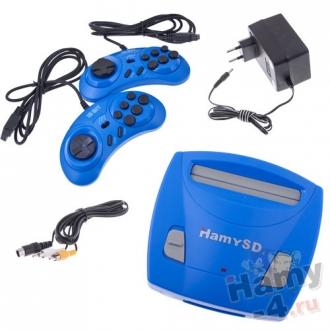 Sega Hamy 3 SD Blue