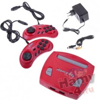 Приставка Sega Гами 3 + SD