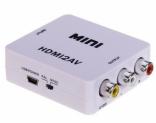 Конвертер HDMI в AV (RCA)