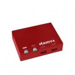 Sega - NES Hamy-4 (Hamy 4 SD 350-in-1) Console Mario - Base Pack - base package